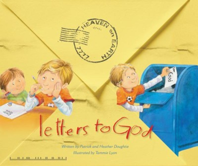 Letters to God - eBook  -     By: Patrick Doughtie
