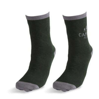 Life Is Better When You're Camping Socks, Medium/Large  -