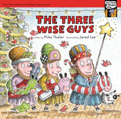 The Three Wise Guys - eBook  -     By: Mike Thaler