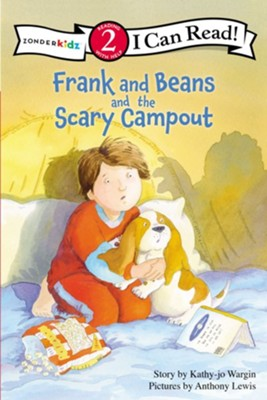 Frank and Beans and the Scary Campout - eBook  -     By: Kathy-jo Wargin