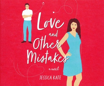 Love and Other Mistakes, Unabridged Audiobook on CD  -     By: Jessica Kate