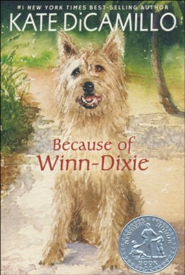 Because of Winn-Dixie  -     By: Kate DiCamillo
