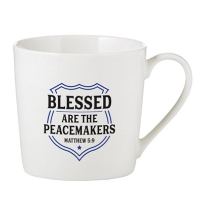 Blessed Are the Peacemakers Mug  -