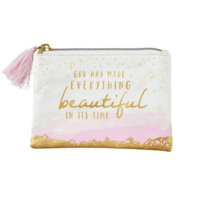 God Has Made Everything Beautiful Coin Purse  -