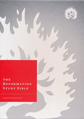 ESV Reformation Study Bible, 2015 Edition. Hardcover, White   -     By: R.C. Sproul