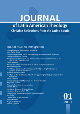 Journal of Latin American Theology, Volume 14, Number 1: Christian Reflections from the Latino South  -     By: Lindy Scott