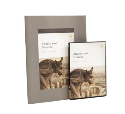 Angels and Demons, Study Pack (DVD/Study Guide)   -     By: R.C. Sproul