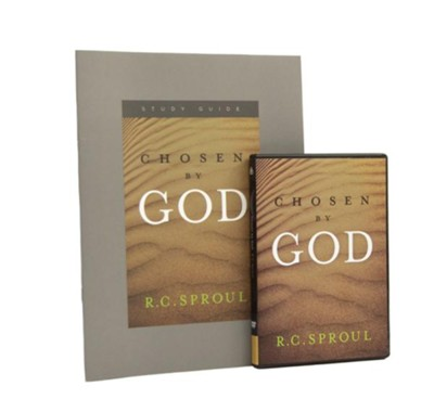 Chosen by God, Study Pack (DVD/Study Guide)   -     By: R.C. Sproul