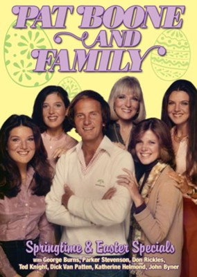 Pat Boone and Family: Springtime & Easter Specials   -     By: Pat Boone