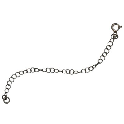 4&#034 Sterling Silver Chain Extender  -