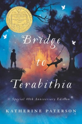 Bridge to Terabithia - eBook  -     By: Katherine Paterson     Illustrated By: Donna Diamond