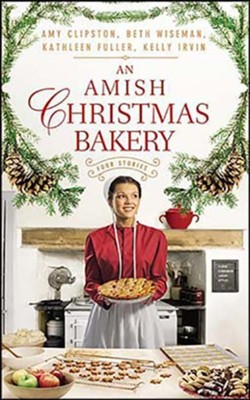 An Amish Christmas Bakery: Four Stories, Unabridged Audiobook on CD  -     By: Amy Clipston, Beth Wiseman, Kathleen Fuller, Kelly Irvin