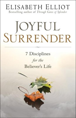 Image result for Joyful Surrender, by Elisabeth Elliot