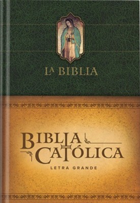 La Biblia Católica Edición Letra Grande The Catholic Bible Large Print 9781644732472 Christianbook Com