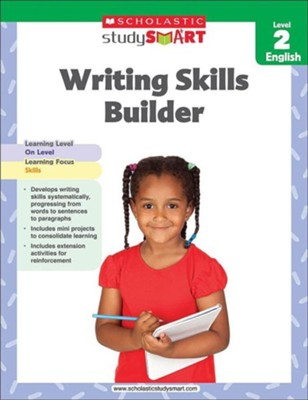Scholastic Study Smart Writing Skills Builder Level 2  -