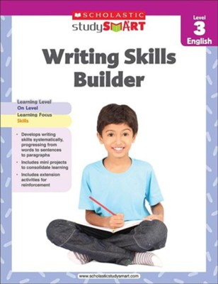 Scholastic Study Smart Writing Skills Builder Level 3  -
