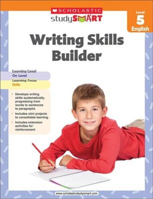 Scholastic Study Smart Writing Skills Builder Level 5  -