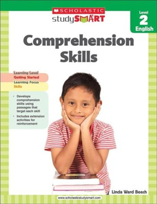 Scholastic Study Smart Comprehension Skills Level 2  -