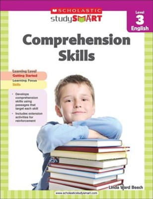 Scholastic Study Smart Comprehension Skills Level 3  -