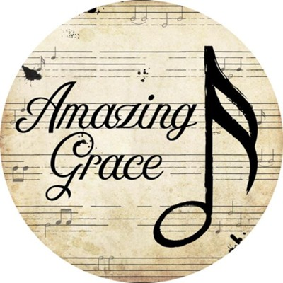 Amazing Grace Car Coaster    -