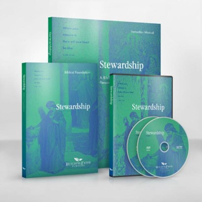 Stewardship Instruction Pack   -     By: Steve Demme