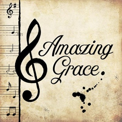 Amazing Grace Coaster    -