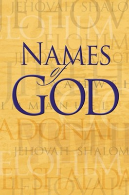Names of God - eBook  -