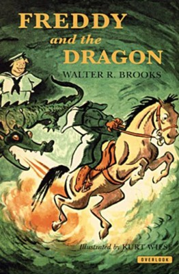 Freddy and the Dragon - eBook  -     By: Walter R. Brooks     Illustrated By: Kurt Wiese