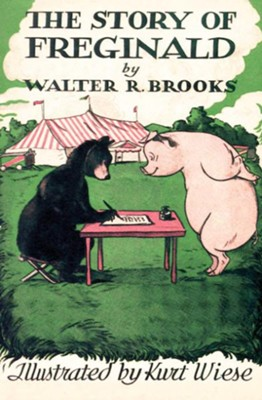 The Story of Freginald - eBook  -     By: Walter R. Brooks     Illustrated By: Kurt Wiese