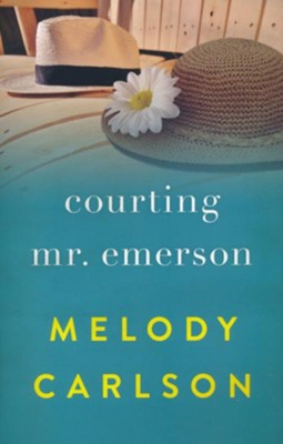 Courting Mr. Emerson  -     By: Melody Carlson