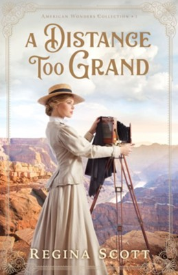 A Distance Too Grand #1  -     By: Regina Scott