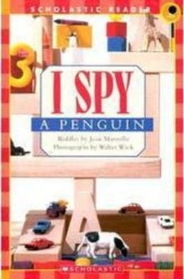 I Spy A Penguin (Level 1)  -     By: Jean Marzollo     Illustrated By: Walter Wick