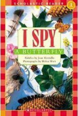 I Spy A Butterfly (Level 1)  -     By: Jean Marzollo