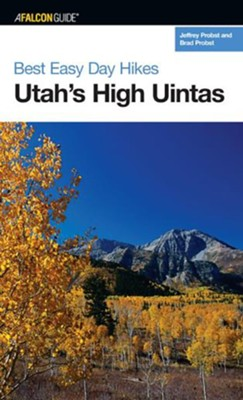 Best Easy Day Hikes Utah's High Uintas  -