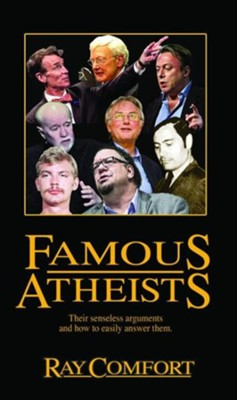 Famous Atheists - eBook  -     By: Ray Comfort