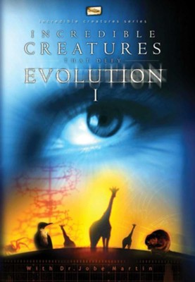 Incredible Creatures That Defy Evolution 1 DVD   -