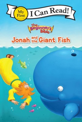 Beginner's Bible Jonah and the Giant Fish  -