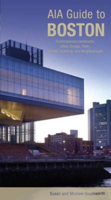 AIA Guide to Boston, 3rd  -
