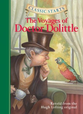 Voyages of Doctor Dolittle  -     By: Hugh Lofting