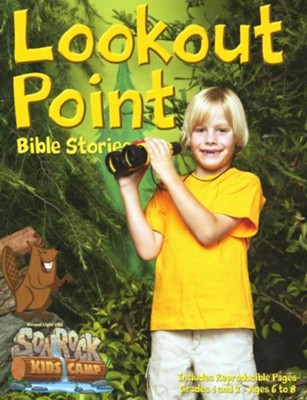 Lookout Point Bible Stories, Grades 1 & 2 (Ages 6-8)  -