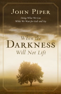 When the Darkness Will Not Lift: Doing What We Can While We Wait for God-and Joy - eBook  -     By: John Piper
