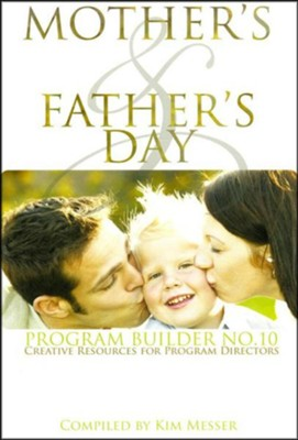 Mother's & Father's Day Program Builder No. 10  -