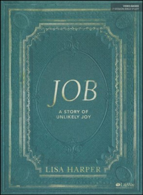 Job, Bible Study Book: A Story of Unlikely Joy  -     By: Lisa Harper