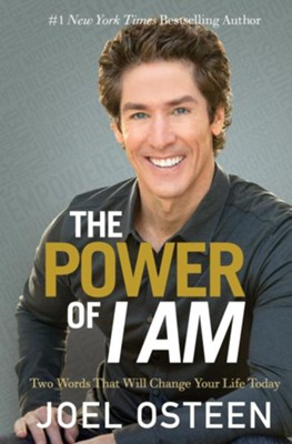 The Power of I Am - eBook  -     By: Joel Osteen