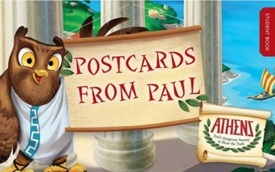 Athens: Postcards From Paul  -