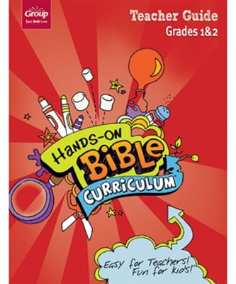Hands-On Bible Curriculum: Grades 1 & 2 Teacher Guide, Winter 2019-20  -