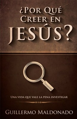 ?Por que Creer en Jesus? - eBook  -     By: Guillermo Maldonado