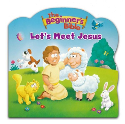 The Beginner's Bible Let's Meet Jesus  -