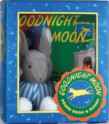 Goodnight Moon Board Book & Bunny  -     By: Margaret Wise Brown, Clement Hurd
