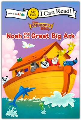 The Beginner's Bible Noah and the Great Big Ark  -